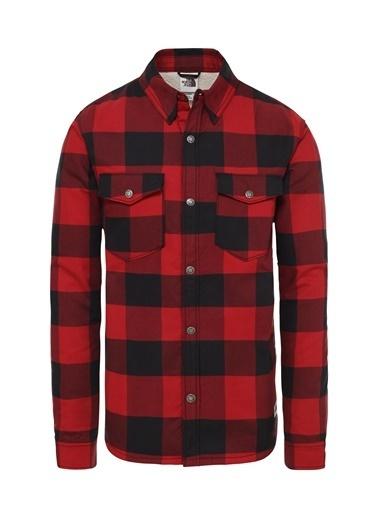 The North Face Gömlek Kırmızı